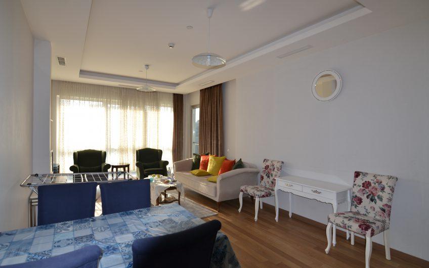 Sarıyer Ağaoğlu 1453 Sitesi Teras Evler de Satılık 2+1 Daire