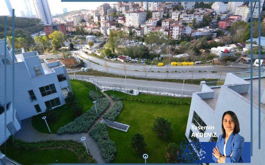 Sarıyer Maslak Ağaoğlu 1453 Sitesi Satılık 238 m2 Ofis