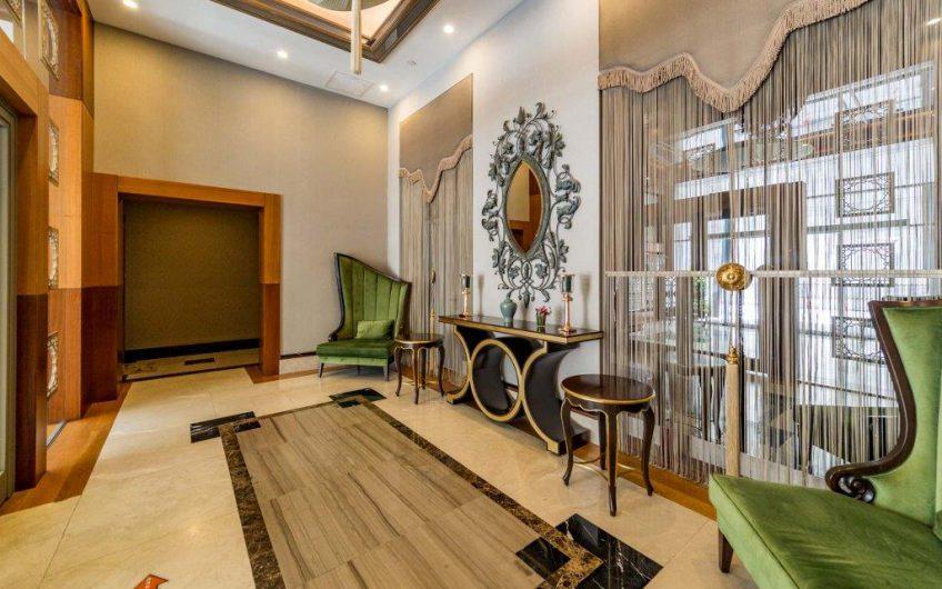 Sarıyer Maslak Ağaoğlu My Home Sitesi 3+1 Satılık Daire