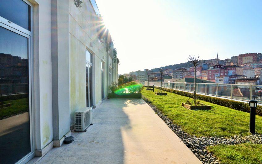 Maslak Ağaoğlu My Home Bahçe Katı Sıfır Satılık 2+1 Daire