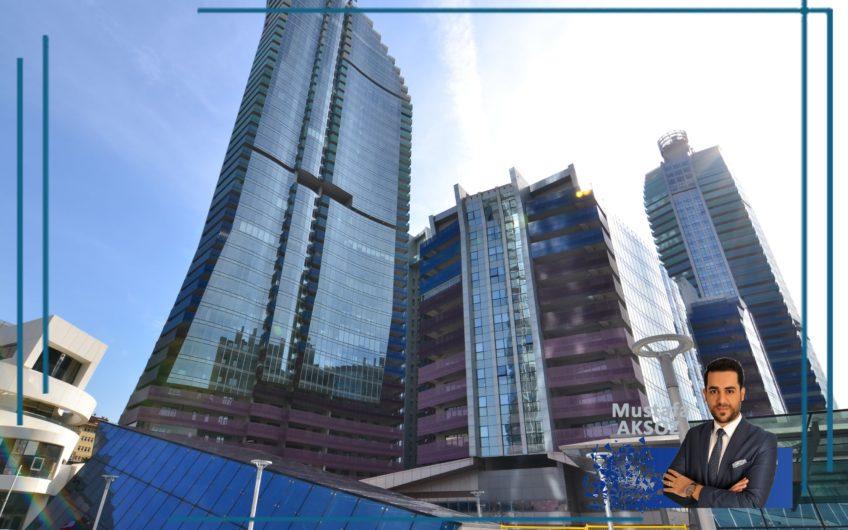 Sarıyer Maslak Ağaoğlu 1453 Sitesi Satılık 2+1 Loft Residence