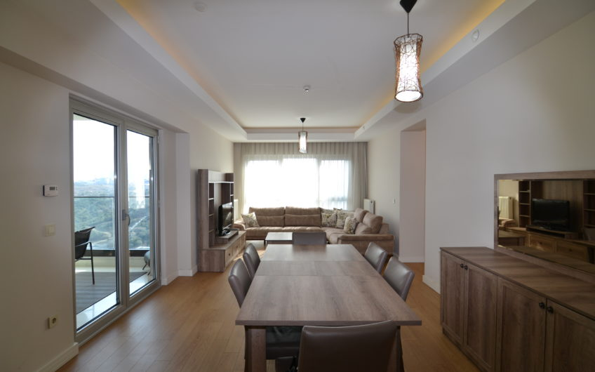 Maslak Ağaoğlu My Home Eşyalı Kiralık 2+1 Daire