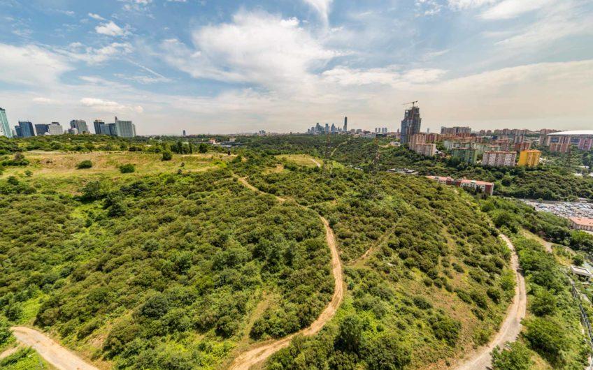 Maslak Ağaoğlu My Home Orman Cephe 3+1 Satılık Daire