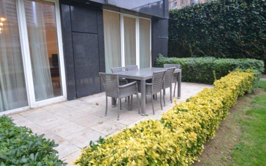 Sarıyer Maslak Mashattan Sitesi Satılık 3+1 Bahçe Dublex Daire