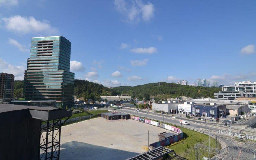 İstanbul Maslak Vadistanbul Ofis Bloklarında Bölünebilir 3167m2 Kiralık Ofis