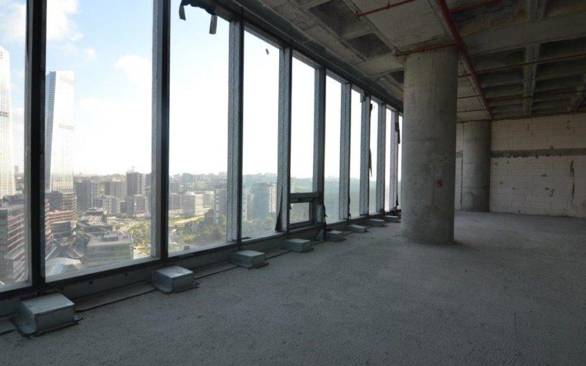 İstanbul Maslak Kiralık Ofis Katı Vadistanbul Plaza da 1430 m2 Bölümlenebilir