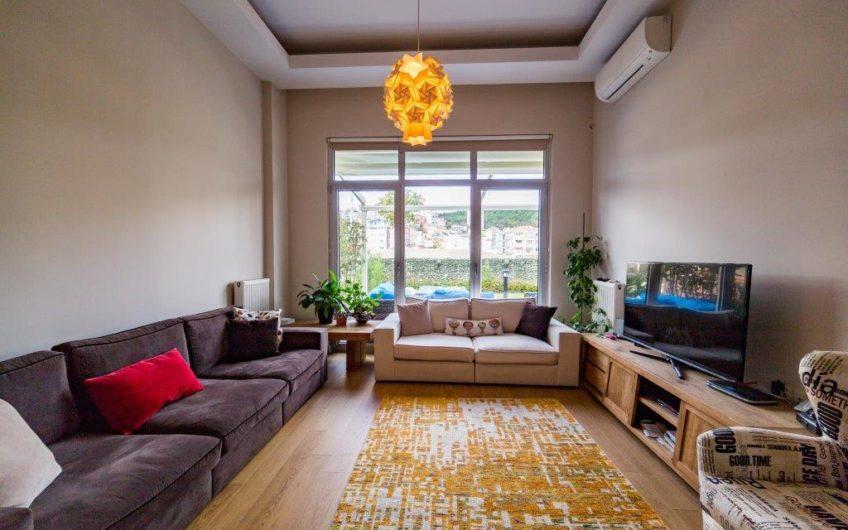 Sarıyer Maslak My Home Sitesi Satılık Bahçe Katı 3+1 Daire