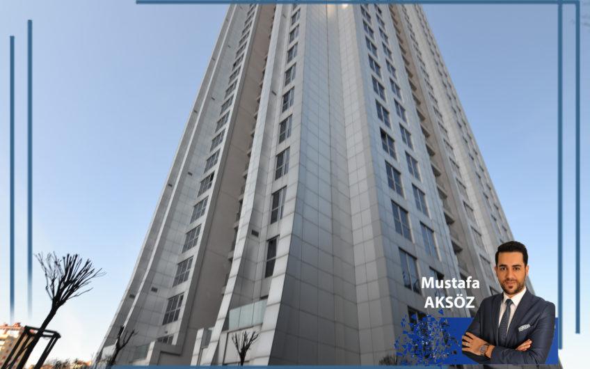 Ağaoğlu Myhome Sitesinde 3+1 Satılık Daire