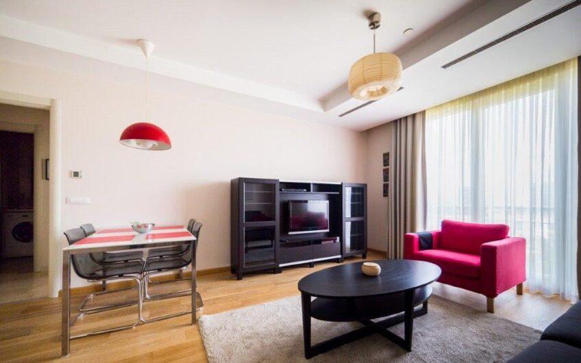 Maslak Mashattan Sitesinde Eşyalı 1+1 Kiralık Residence Dairesi