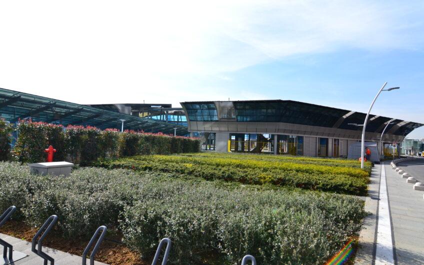 Maslak 1453 Sitesi Satılık Bahçe Katı 1+1 Residence Dairesi