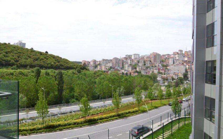 Ağaoğlu 1453 Teras Evlerde Eşyalı Kiralık 1+1 Daire