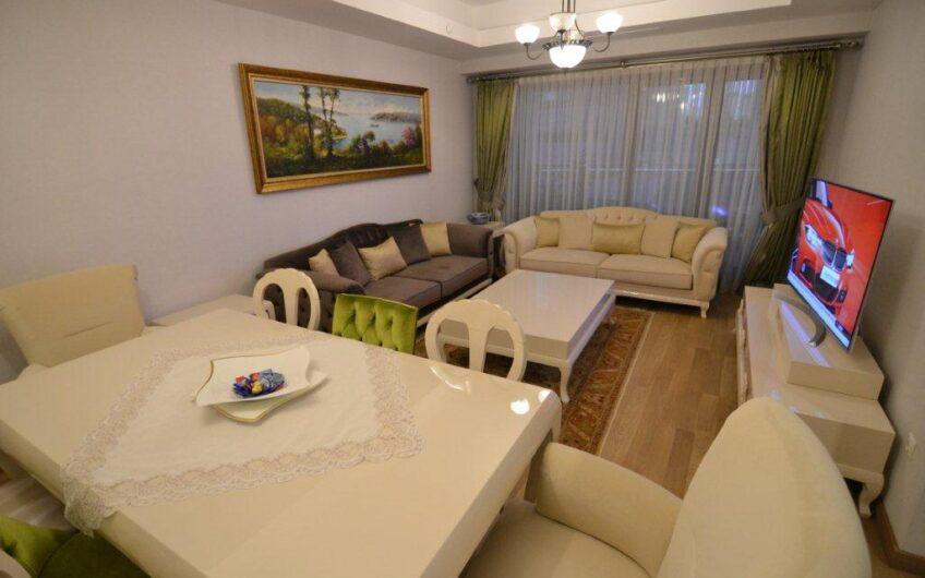 Ağaoğlu 1453 Sitesinde Cadde Manzaralı Satılık 2+1 Daire