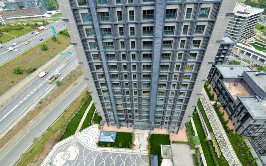Avangart İstanbul Yüksek Kat Kiralık 1+1 Residence