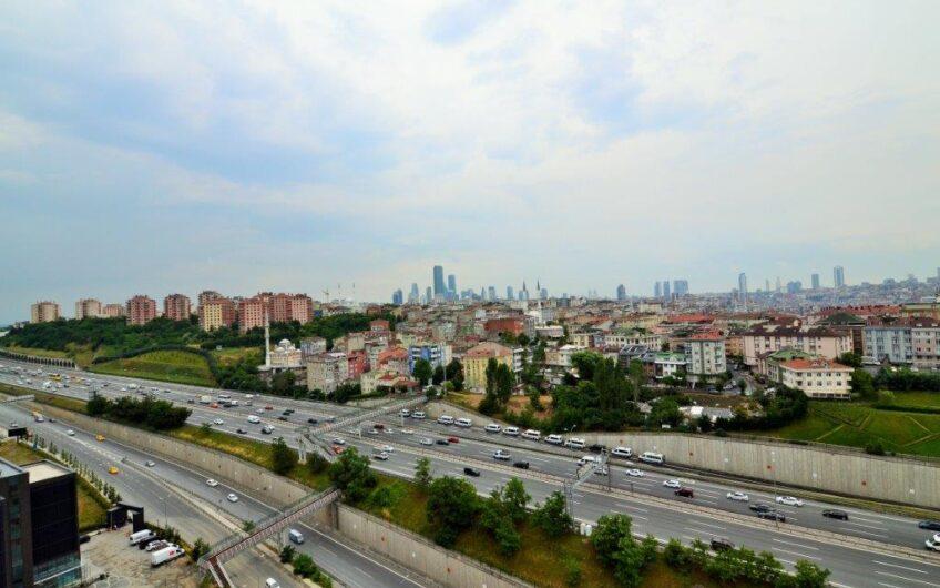 Avangart İstanbul Sitesinde Yüksek Kat Kiralık 2+1 Daire
