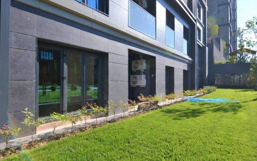 Avangart Sitesinde Bahçe Katı Kiralık 3+1 Daire