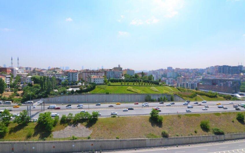 Sarıyer Vadistanbul Cephe Avangart Projesi 2+1 Kiralık Daire