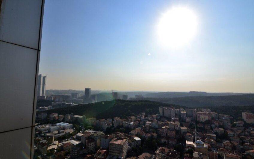 Ağaoğlu My Home Sitesinde Kiralık 1+1 Daire