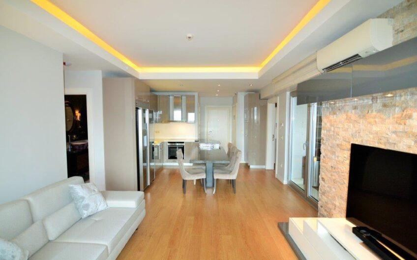 Maslak Ağaoğlu My Home Yüksek Kat Satılık 2+1 Daire